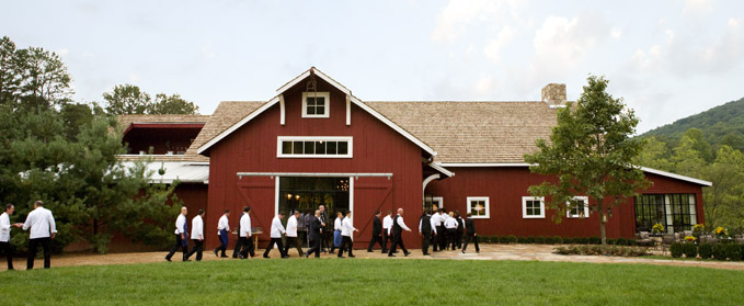 blackberry farm barn photo cred Blackberry Farm website